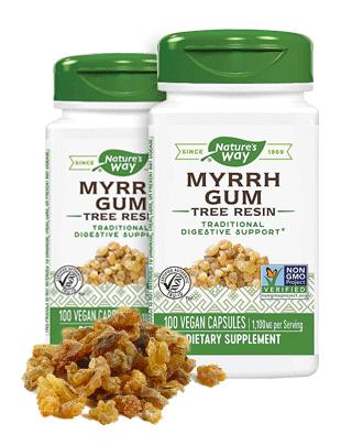 Myrrh Gum