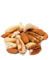 Raw Nuts & Seeds