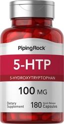 5-HTP 100 mg, 180 Capsules