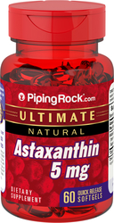 Buy Astaxanthin Supplement 120 Softgels