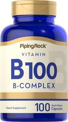 B-100 Vitamin B Complex 100 Capsules