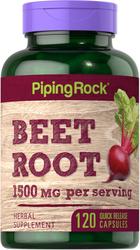Beet Root 500 mg, 120 Capsules