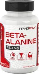 Beta Alanine 750 mg Supplement 120 Capsules
