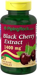 Black Cherry 1400 mg Supplement 120 Capsules