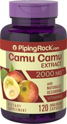 Camu Camu Extract 2000mg 120 Capsules