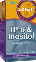 Cell Forte IP-6 & Inositol Hexaphosphate, 240 Capsules