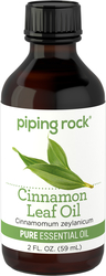 Cinnamon Leaf Pure Essential Oil (GC/MS Tested), 2 fl oz (59 mL)