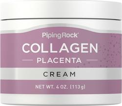 Collagen & Placenta Cream, 4 oz