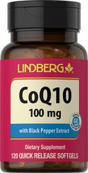 CoQ10 100 mg, 120 Sg
