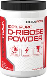 Buy 100% Pure D-Ribose Powder 10.6 oz (300 grams) Bottle