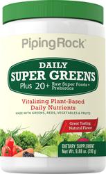 Daily Super Greens Powder 9.88 oz (280 g) Bottle