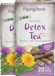 Detox Herbal Tea 2 Boxes x 20 Tea Bags