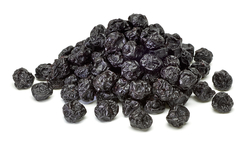 Organic Dried Bilberries 8 oz (226 g) Bag