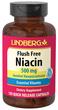 Flush Free Niacin 500 mg, 120 Capsules