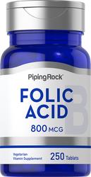 Buy Folic Acid 800 mcg 250 Pills