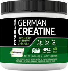 German Creatine Monohydrate (Creapure)