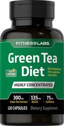 Green Tea Diet with Caffeine