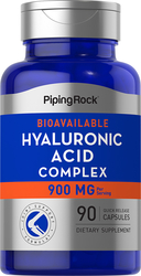 Hyaluronic Acid Complex 900 mg 90 Capsules