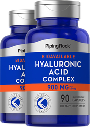 Hyaluronic Acid Complex 900 mg 90 Capsules 2 Bottles