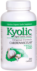 Kyolic Aged Garlic (Cardiovascular Formula 100)