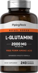 L-Glutamine 500mg 240 Capsules