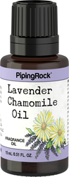 Lavender Chamomile Fragrance Oil 1/2 oz (15 ml) Dropper Bottle