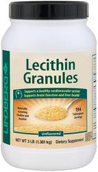 Lecithin Granules, 3 lb