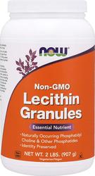 Lecithin Granules NON-GMO, 16 oz (454 g) Granules