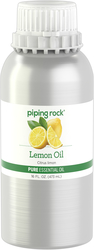Lemon Pure Essential Oil (GC/MS Tested), 16 fl oz (473 mL) Canister
