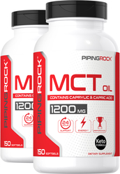 MCT Oil 1200 mg 150 Softgels