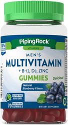 Men's Multivitamin Gummy, 52 Gummies