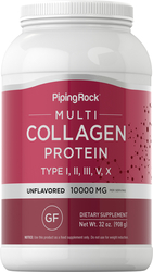 Multi Collagen Protein, 32 oz (908 g)