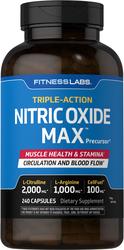 Nitric Oxide Boost, 240 Capsules