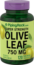 Buy Olive Leaf Extract 120 Capsules