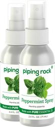 Peppermint Spray 2.4 fl oz (71 mL) 2 Spray Bottles