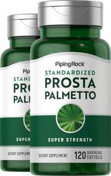 Prosta Palmetto Super Strength 2 Bottles x120 Softgels