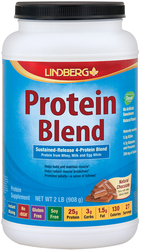 Protein Blend Shake (Natural Chocolate)