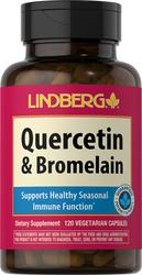 Quercetin & Bromelain, 120 Veg Caps