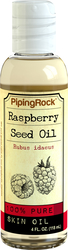 Raspberry Seed Oil 4 fl oz (118 mL) Bottle