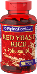 Red Yeast Rice & Policosanol 90 Capsules