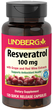 Resveratrol 100 mg, 120 Caps