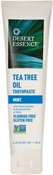 Tea Tree Oil Toothpaste (Mint), 6.25 oz