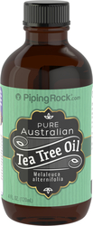 Pure Tea Tree Oil Australian 4 fl oz (118 ml) Bottle