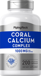 Buy Ultra Coral Calcium Complex 200 Capsules