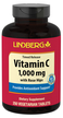 Vitamin C 1000 mg with Rose Hips (Timed Release), 250 Tabs
