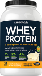 Whey Protein Powder (Natural Unflavored & Unsweetened)