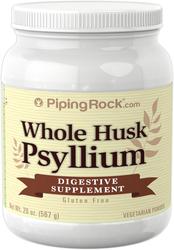 Whole Husk Psyllium 20 oz (567 g) Fiber