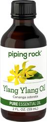 Ylang Ylang Essential Oil 2 oz (59 ml) Dropper Bottle