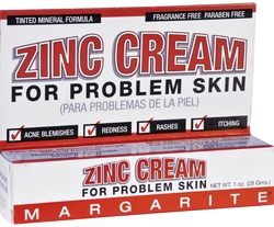Zinc Cream 1 oz (28 g) Tube